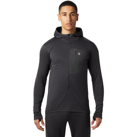 Mountain Hardwear Type 2 Fun 3/4 Zip Hoody Herren void